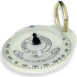 Brunton 9041 Glowing Key Ring Compass