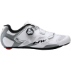 Northwave Sonic 2 Plus Road Shoes - 42 White/Silver