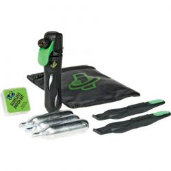 Genuine Innovations Deluxe Tire Repair and Inflation Wallet Kit