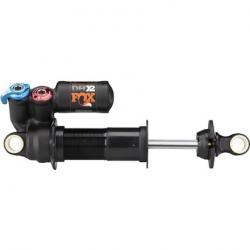 Fox MY21 DHX2 Factory Rear Shock - Trunnion Metric, 185 x 55 mm, 2-P