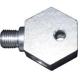 XLAB Sonic-Nut Co2 Holder for Cage Carrier