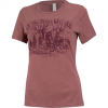 Surly Women's How We Roll Tee Heather Mauve