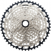 Shimano SLX CS-M7100 Cassette - 12-Speed, 10-51t, Silver/Black, Micro Sp
