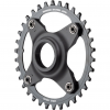 Shimano STEPS SM-CRE80 Chainring without Chainguide, 50mm Chainline, 34t