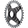 Shimano STEPS SM-CRE80-B Chainring without Chainguide, 53mm Boost Chainl