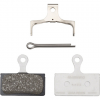 Shimano K03S Brake Pads- Resin, Steel Backed, For 105 BR-R7070, Tiagra B