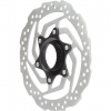 Shimano RT10S 160mm Centerlock Disc Brake Rotor, Resin Pad Only