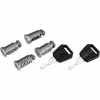 Thule 450400 One-Key Lock System 4 Pack