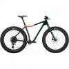 "Salsa Mukluk Carbon NX Eagle Fat Bike ('20) - 26"", Carbon, Dark Green"