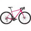 Salsa Warbird Carbon GRX 810 Di2 Bike - 700c, Pink