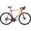 All-City Zig Zag Ultegra, Orange/Red Fade