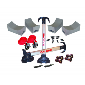 Malone Stax Pro 2 With Bow and Stern Lines