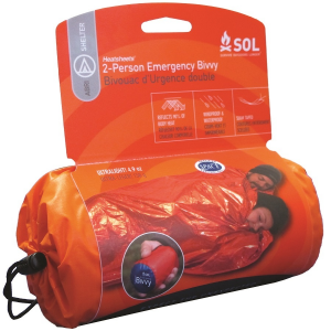 Sol 2 Person Emergency Bivvy