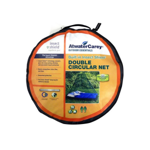 Atwater Carey Double Circular Net with Built-in Insect Shield