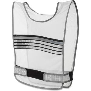 Sportline Reflective Vest w/ Zip Pouch