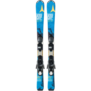 Atomic Junior Vantage III Skis + EZY 7 Bindings