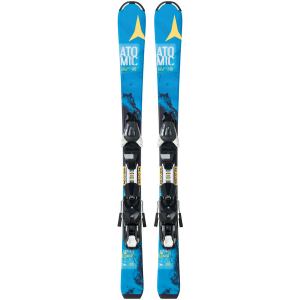 Atomic Junior Vantage II Skis + EZY 5 Bindings