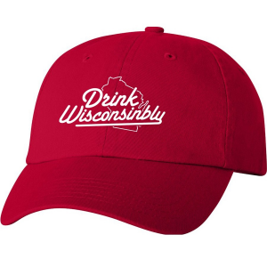 Afternoon Tee Drink Wisconsinbly Hat