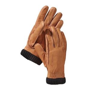 Hestra Men's Deerskin Primaloft Rib Gloves