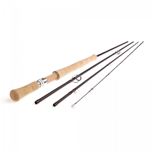 Redington Dually 7Wt 4Pc Rod with Tube