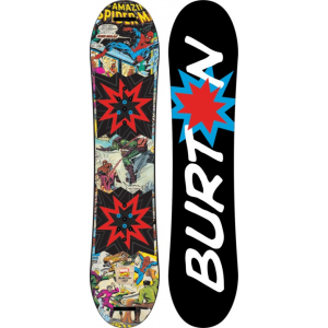 Burton Youth Chopper LTD Marvel Snowboard