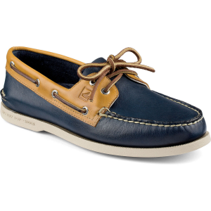 Sperry Top Sider Men's Authentic Original Two-Tone 2-Eye Boat Shoes