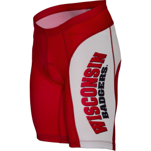 Adrenaline Promotion Men's Wisconsin Cycline Shorts