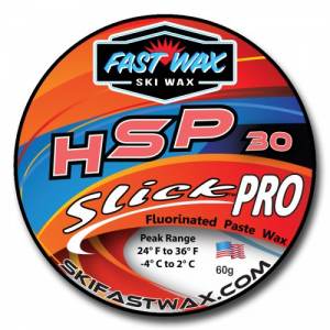 Fast Wax SLICK PRO PASTE WAX RED