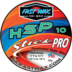 Fast Wax SLICK PRO PASTE WAX GREEN