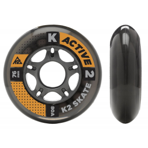 K2 76MM Wheels 4-Pack