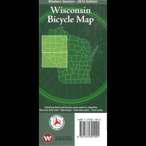 Wisconsin Bike Fed State Regional Bicycling Maps