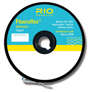 Rio Products Fluoroflex Saltwater Tippet - 10Lb