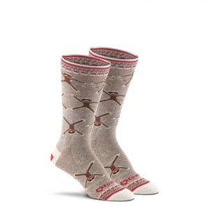 Fox River Mills Women's Monkey Handspring Socks