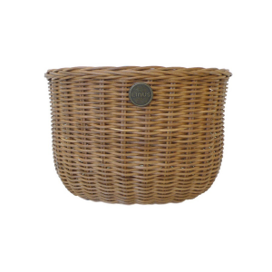 Linus Oval Bicycle Basket