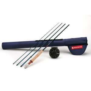 Redington Crosswater Rod and Reel Outfit 590-4