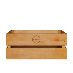 Linus Linus Wood Crate