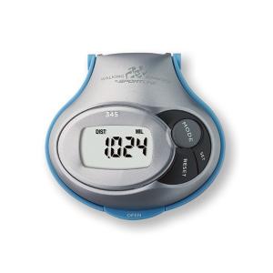 Sportline 345 Step, Distance Calorie Pedometer