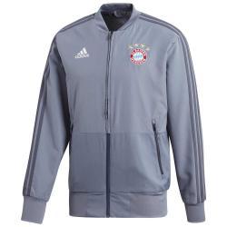 Football Adidas Fc Bayern Munich Ucl Presentation 18/19