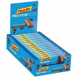 Sports supplement Powerbar Protein Plus Low Sugar Box 30 Units