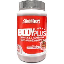 Sports supplement Nutrisport Bodyplus Strawberry 850gr