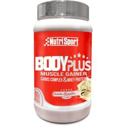 Sports supplement Nutrisport Bodyplus Vanilla 850gr