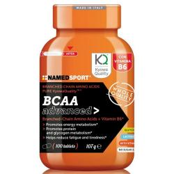 Sports supplement Named-sport Bcaa Advanced 100 Caps
