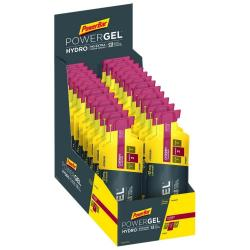 Sports supplement Powerbar Powergel Hydro 67ml X 24 Gels