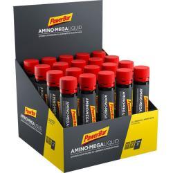 Sports supplement Powerbar Amino Mega 25ml X 20 Units