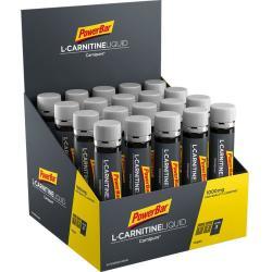 Sports supplement Powerbar L-carnitine 25ml X 20 Units