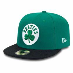Headwear New-era 59 Fifty Boston Celtics