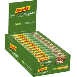 Sports supplement Powerbar Natural Energy 40gr X 24 Bars