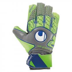 Goalkeeper gloves Uhlsport Tensiongreen Soft Advanced