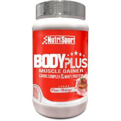 Bodyplus Strawberry 850gr
