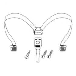 Accessories and parts Shad Sh49 And Sh50 Flexible Strap